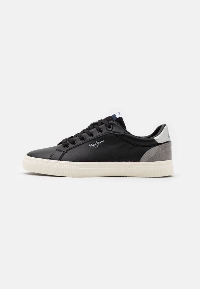 KENTON CLASSIC MAN - Sneakersy niskie - black