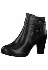 Tamaris - Boots à talons - black - 2