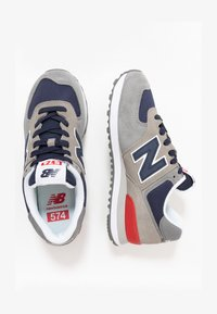 New Balance - 574 - Sneakers basse - marblehead pigment (ML574EAD) - 1