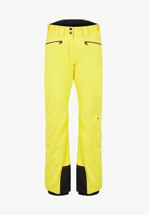 Pantalon de ski - banging yellow