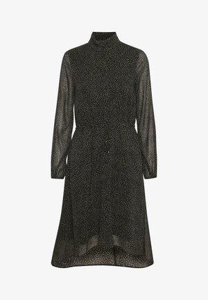 VILMA - Day dress - black minimal dot