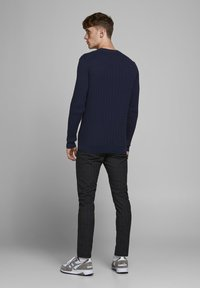Jack & Jones PREMIUM - Jumper - maritime blue - 2