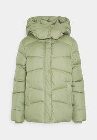 TOM TAILOR - Winter jacket - greyish green - 4