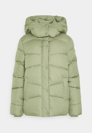 Winter jacket - greyish green