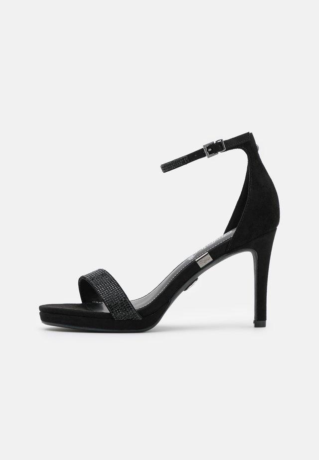 MONROE - Sandaler - black