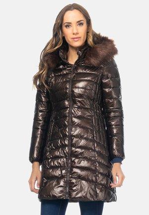 Winterjas - marrón