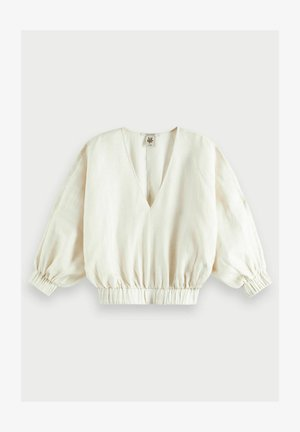 SLEEVED  - Blouse - off white