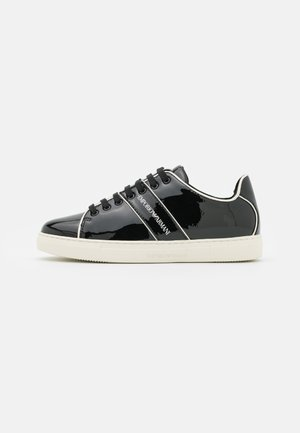 STAN - Baskets basses - black