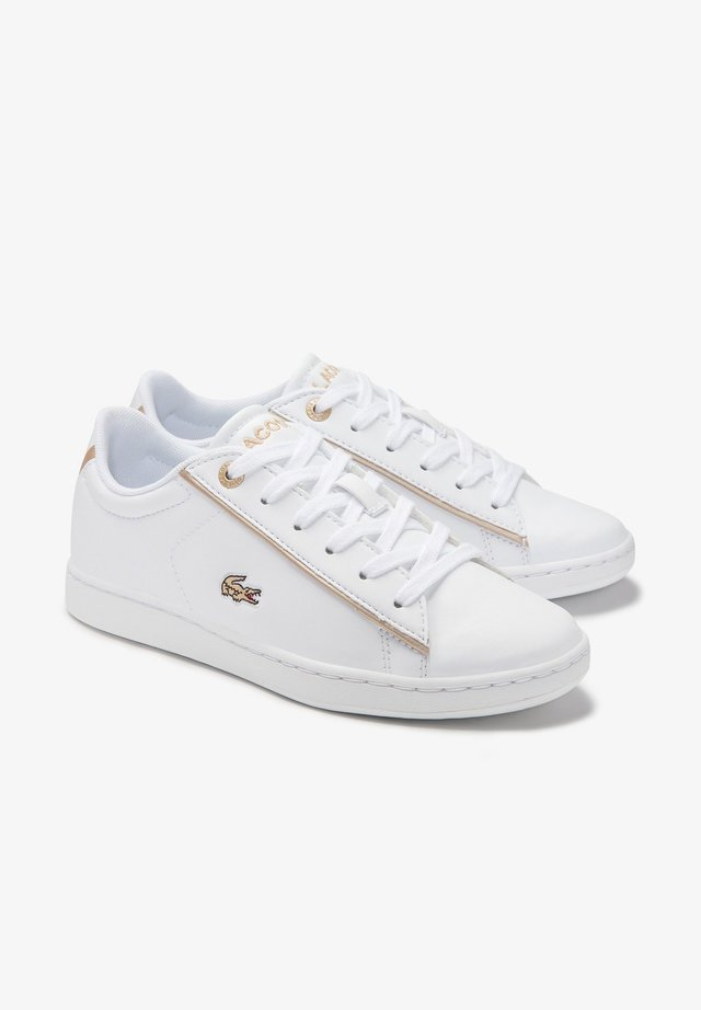 Trainers - wht/gld