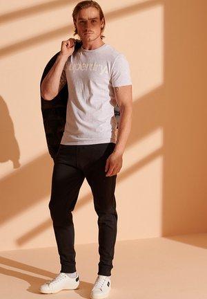 CORE - T-shirt med print - ice marl