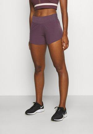 SPEEDPOCKET SHORT - Športové šortky - purple