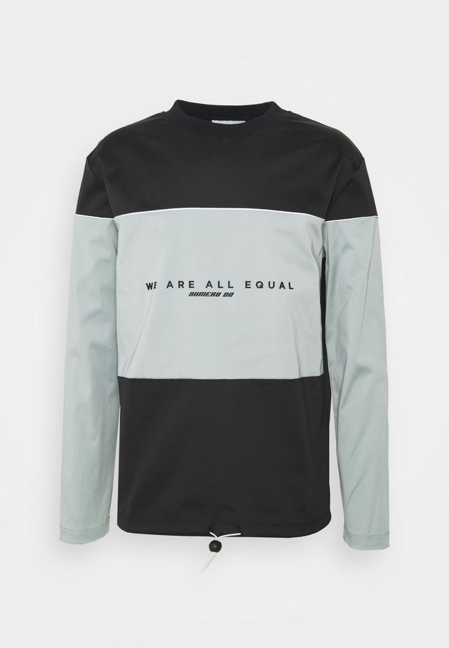 Sweater - black/grey