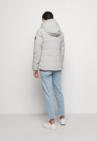 Save the duck - SMEGY - Winter jacket - frost grey - 2