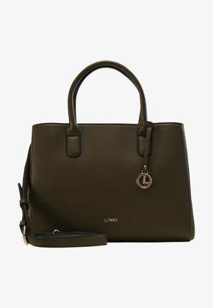 FINETTA - Tote bag - khaki
