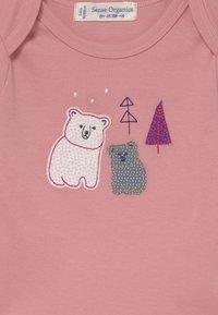 Sense Organics - TIMBER RETRO BABY - Long sleeved top - pink - 2