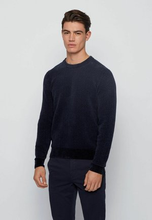 KAFURLIO - Jumper - dark blue
