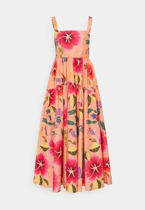 FLORAL SEA MIDI DRESS - Denní šaty - multi coloured