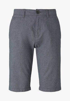 JOSH SLIM  - Shorts - blue structure