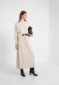 WEEKEND MaxMara - SCILLA - Pleated skirt - beige - 1