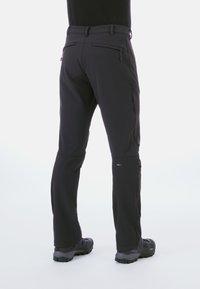 Mammut - Outdoorové kalhoty - black - 1