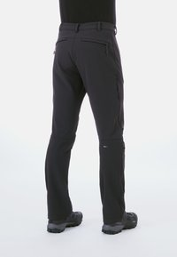 Mammut - Pantalons outdoor - black - 1