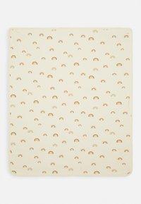 Lindex - SHAWL BLANKET RAINBOW UNISEX - Baby blanket - light beige - 1