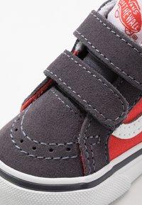 Vans - SK8-MID REISSUE  - Zapatillas altas - grenadine/periscope - 2