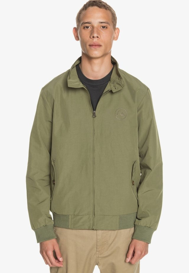 HARRINGTON - Outdoor jacket - green
