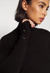 Anna Field Petite - Stickad tröja - black - 4