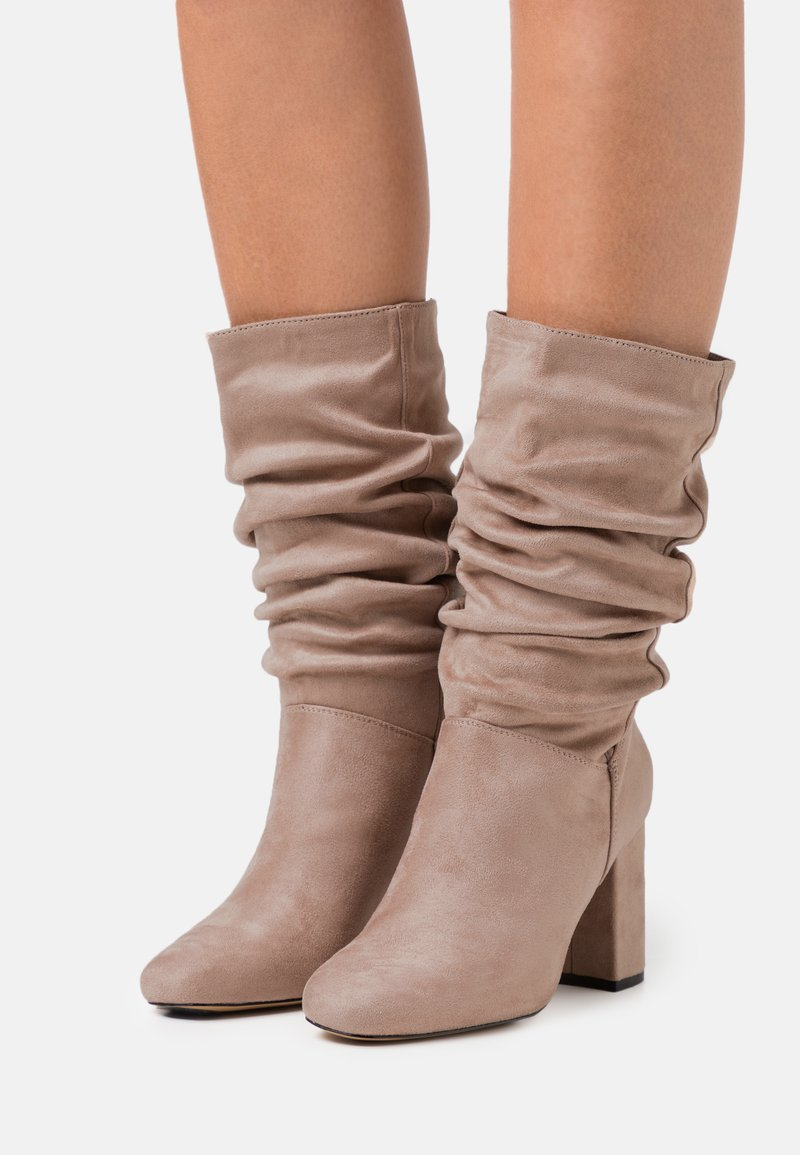 Dorothy Perkins - BOOT - Boots - taupe