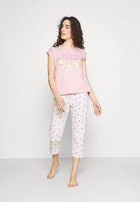 Women Secret - MORNING - Pyjamas - dusty pink - 1