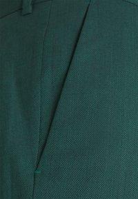 Esprit Collection - HOPSACK - Traje - bottle green - 6