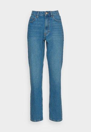 NEW  - Straight leg jeans - blue dark wash