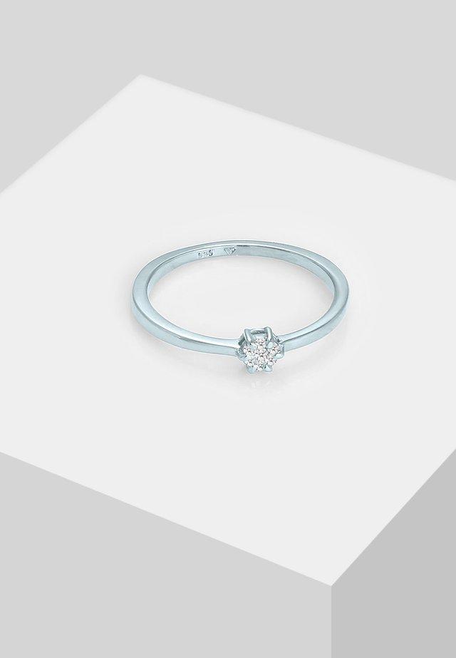 VERLOBUNGS - Ring - silver-coloured