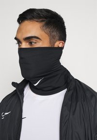 Nike Performance - NECKWARMER UNISEX - Scaldacollo - black/white - 0