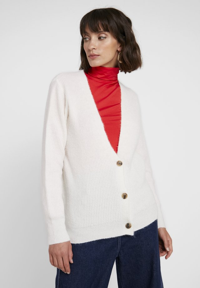 CILLE - Cardigan - antique white