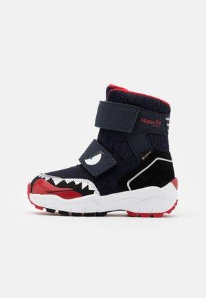 CULUSUK 2.0 - Zimní obuv - blau/rot