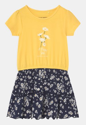 SMALL GIRLS DAISY - Jersey dress - korn