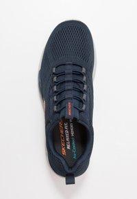Skechers Sport - EQUALIZER 4.0 - Sneaker low - navy engineered mesh/hot melt/trim - 1