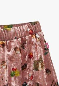 Lemon Beret - SMALL GIRLS SKIRT - Mini skirt - english rose - 3