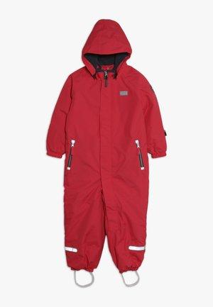 JULIAN 711 SNOWSUIT - Snowsuit - red