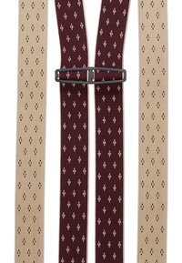 Lloyd Men's Belts - BRACES HOSENTRÄGER - Cinturón - red - 2