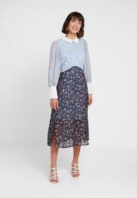 Love Copenhagen - JOLLYLC LONG DRESS - Shirt dress - multicolor - 0