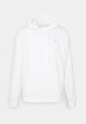 PREMIUM CORE hooded long sleeve - Luvtröja - milk