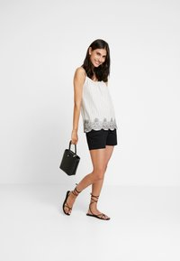 Esprit - STRIPE - Top - off white - 1