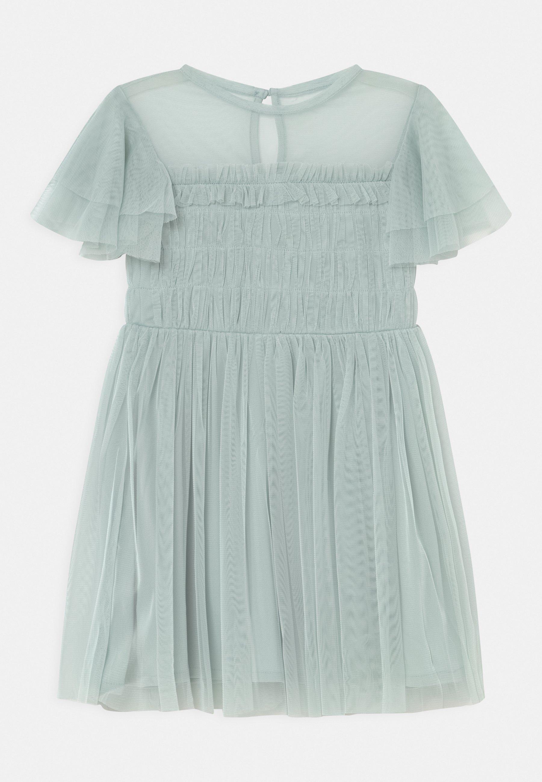 Enfant GATHERED BODICE RUFFLE DRESS - Robe de soirée