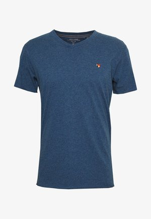 JPRFRANK - T-shirt basic - denim blue