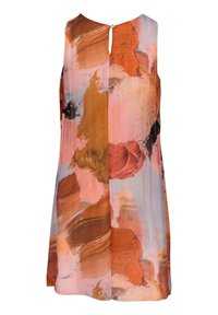 Cartoon - Day dress - patch orange/brown - 3