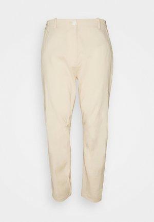 DEMI PANT - Trousers - khaki