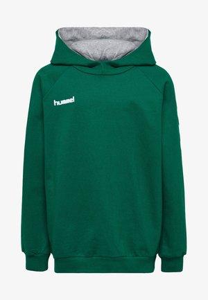 HMLGO  - Hoodie - green